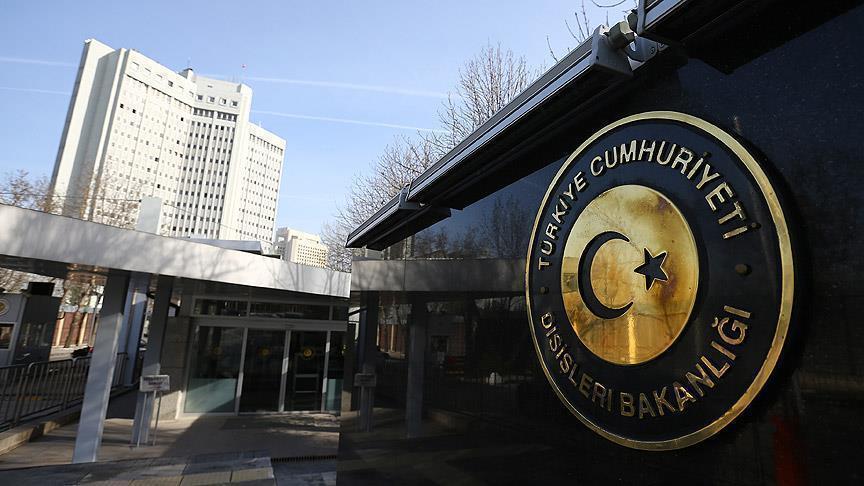 Dışişleri Bakanlığı AGİT'in atama kararını memnuniyetle karşıladı