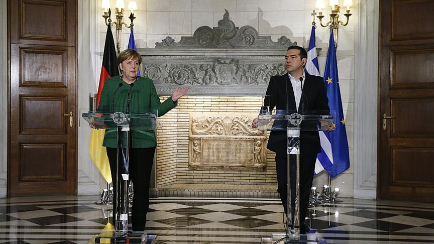 Merkel: AB-Türkiye göçmen mutabakatı istediğimiz gibi uygulanmadı