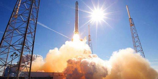 Çin uzaya iletişim uydusu fırlattı