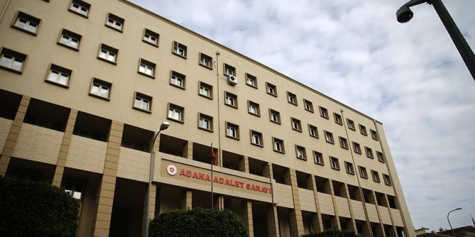 Adana merkezli 20 ilde FETÖ/PDY'ye yönelik operasyon
