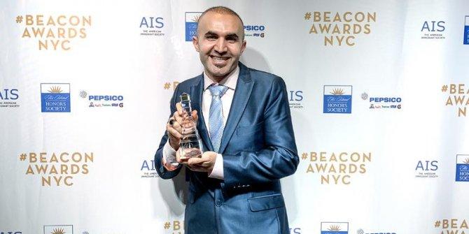 Ünlü Türk pizzacısı ödüle doymuyor