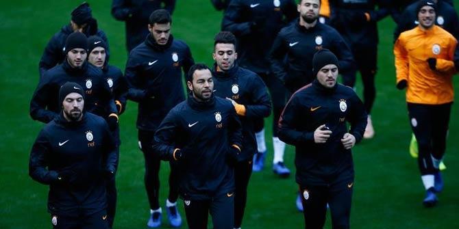 Galatasaray, özel maçta yarın Leipzig'e konuk olacak