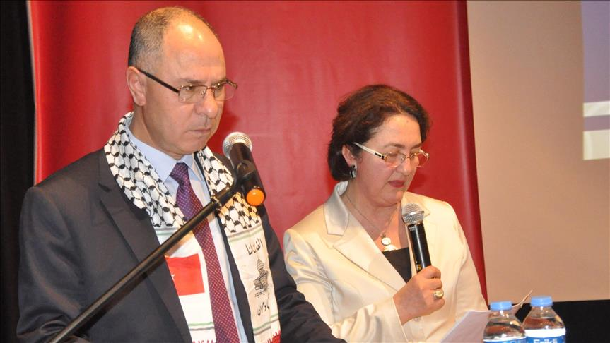 'Türkiye'nin verdiği destek Filistinlilerin gurur kaynağıdır'