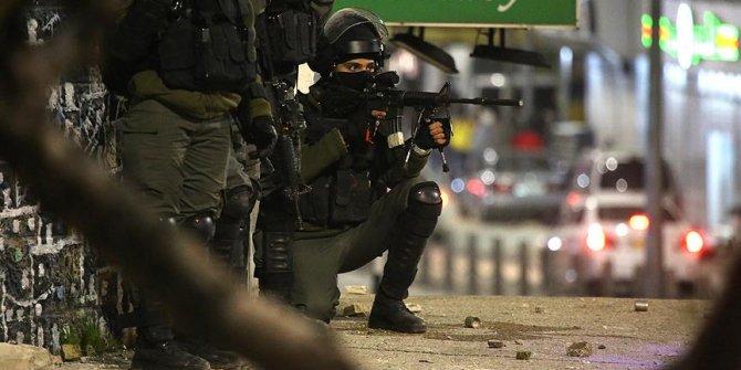 Batı Şeria'da 7 Filistinli yaraladı!