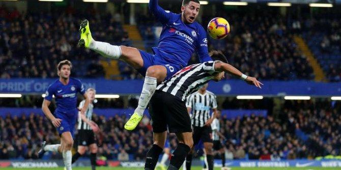 22. hafta mücadelesinde Chelsea iki golle kazandı!