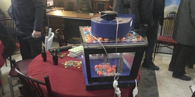 Konya'da kumar operasyonu! 35 kişi hakkında yasal işlem yapıldı