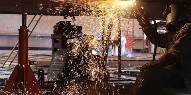 Son Dakika... TÜİK sanayi üretim endeksini açıkladı!
