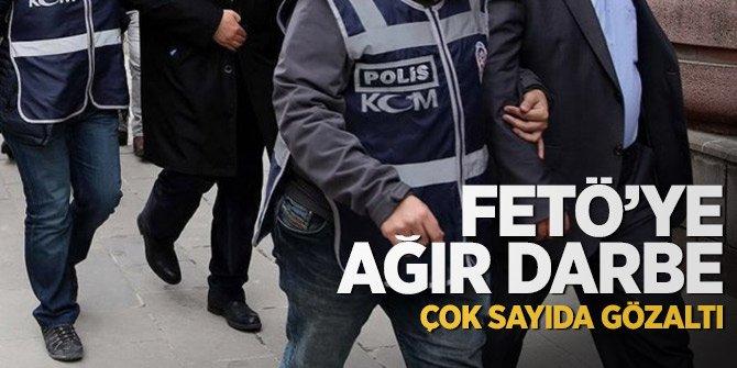 31 ilde Konya merkezli FETÖ soruşturması!
