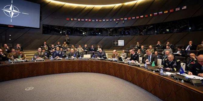 Genelkurmay Başkanları Toplantısı Brüksel'de başladı