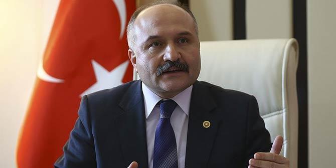 Son Dakika... MHP Samsun Milletvekili Erhan Usta, partisinden ihraç edildi