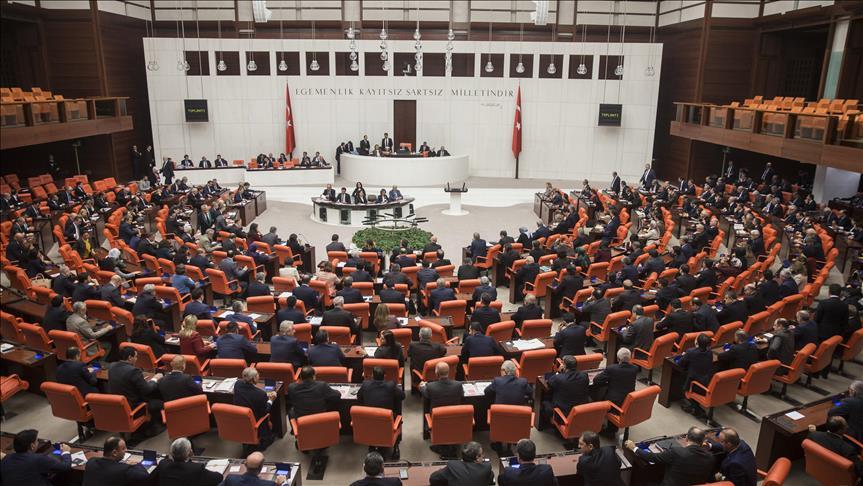 Ekonomi alanında düzenlemeler içeren teklif Genel Kurulda