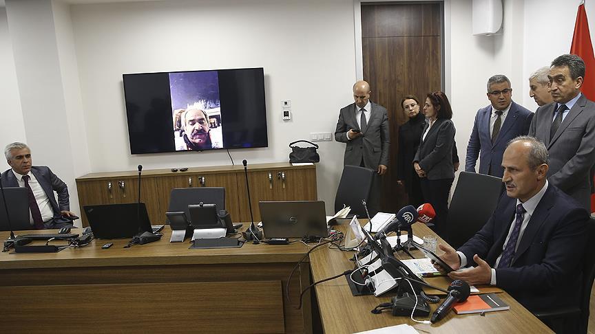 Bakan Turhan karla mücadele merkezlerinden bilgi aldı