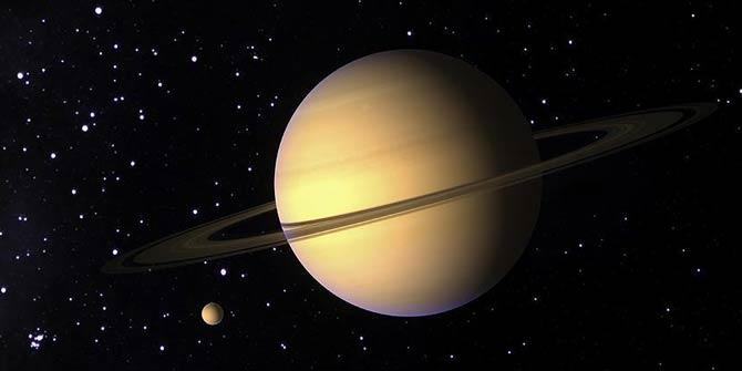 Satürn milyarlarca yıl halkasızmış