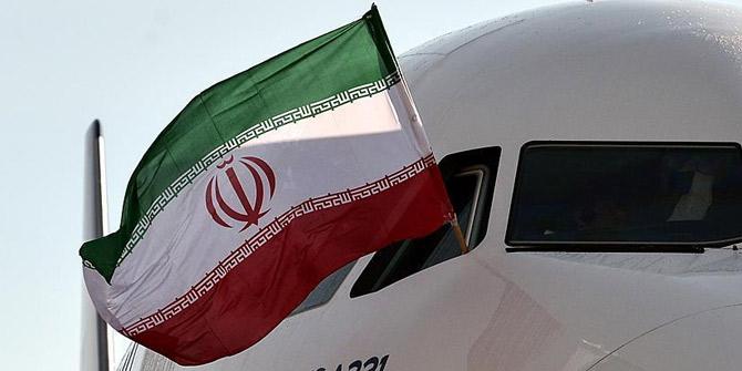 'İran'da yolcu uçaklarının yarısı çürümüş'
