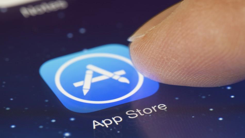 Apple'ın App Store'u zirveye yükseldi