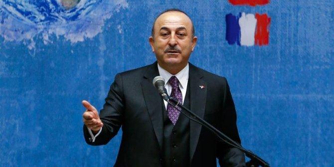 Bakan Çavuşoğlu: Suriye'de herkesin bir ajandası var