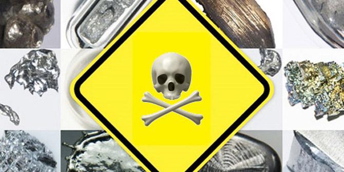 Ağır metal zehirlenmesi birçok hastalığa yol açıyor