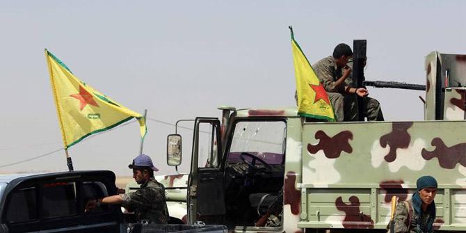 Terör örgütü PKK/YPG bir yeri daha işgal etti!