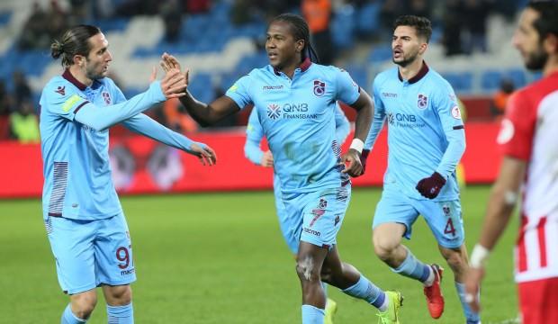 Trabzonspor'un kupa kadrosu belli oldu!