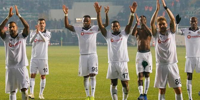 Beşiktaş ilk kez Deloitte Futbol Para Ligi'nde