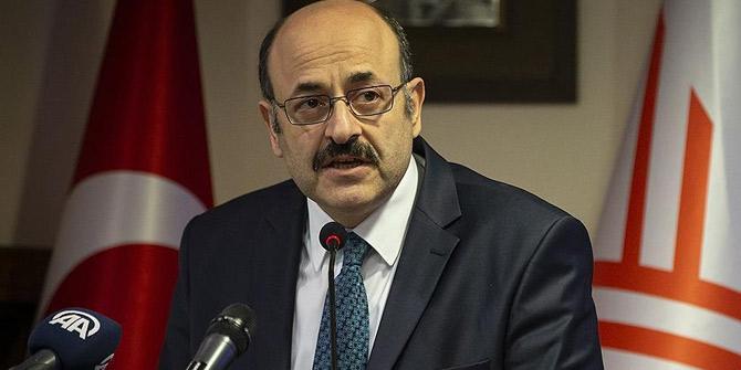 YÖK Başkanı Saraç: Açık erişimin önemi, salgın döneminde belirgin olarak ortaya çıktı
