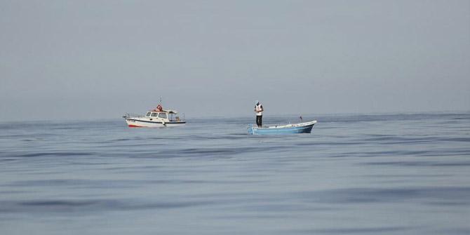 Kastamonu'da balıkçı teknesi battı: 1 ölü