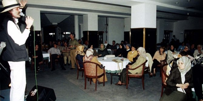 Cem Karaca'nın vefatının 15'inci yılı
