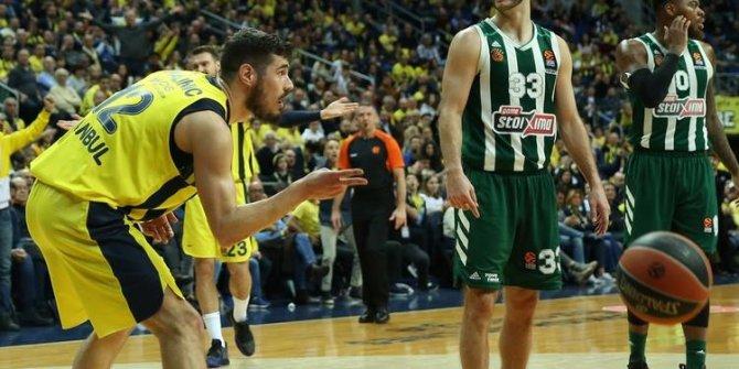Fenerbahçe Beko tarihe geçti! En erken play-off bileti...