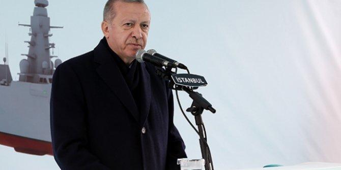 Cumhurbaşkanı Erdoğan: Tank Palet Fabrikası'nın yabancılara satılması söz konusu değil