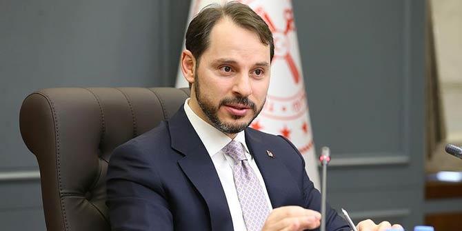 Bakan Albayrak'tan tarımsal üretime destek açıklaması