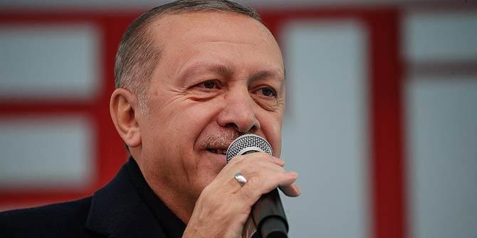Başkan Erdoğan: Halde terör estirenlerin işini bitireceğiz
