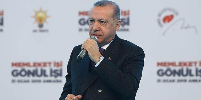 Son Dakika... Başkan Erdoğan sandık görevlilerine böyle seslendi: Bir gece ansızın arayabilirim