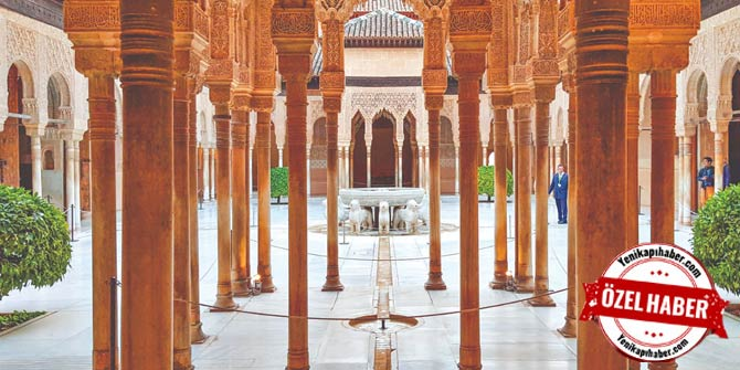 İslam'ın Avrupa'daki izi: Endülüs