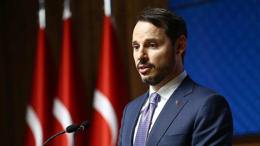 Hazine ve Maliye Bakanı Albayrak: Katılım bankacılığının payını büyüteceğiz