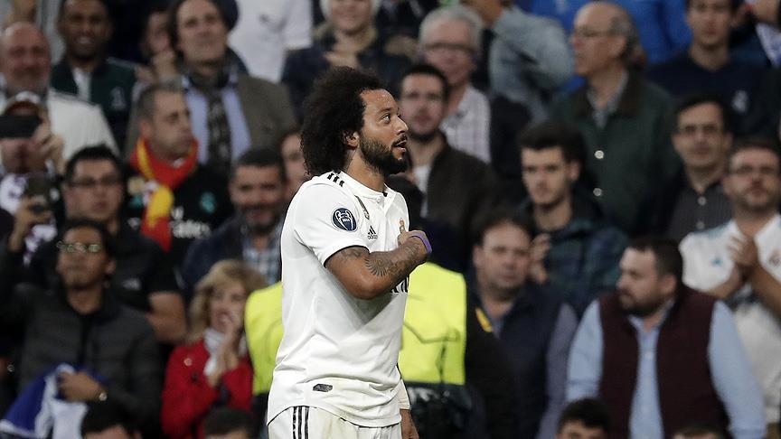 Marcelo'dan ayrılık sinyali