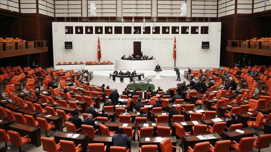 Maden Kanunu'nda değişiklik teklifi Genel Kurulda kabul edildi