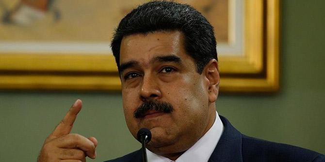 """Nicolas Maduro'dan sürpriz çıkış! """"ABD ile gizlice görüştük"""""""