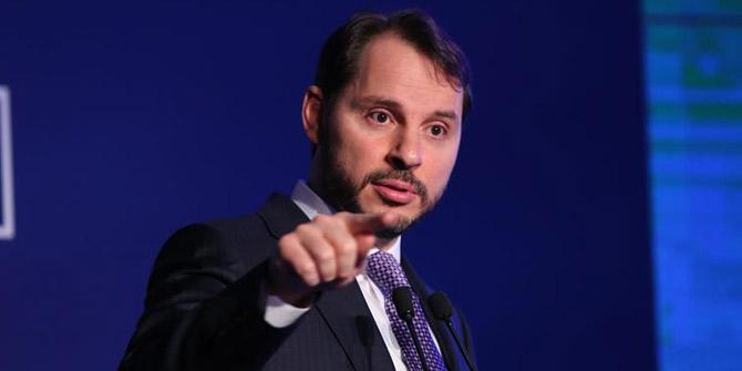Bakan Albayrak: Türkiye'nin geleceğine emin adımlarla yürüyoruz