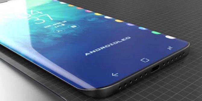 Samsung Galaxy S10'un yeni görüntüleri internete sızdı! İşte o görüntüler...