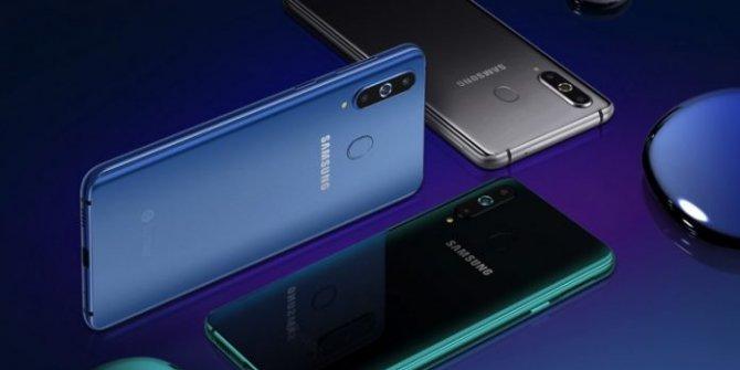 Samsung Galaxy A10, Galaxy A30 ve Galaxy A50'nin Özellikleri Belli Oldu