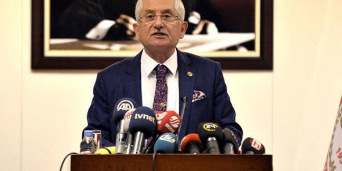 YSK Başkanı'ndan açıklama: 'Vatandaşlarımız bunları kontrol etsin'