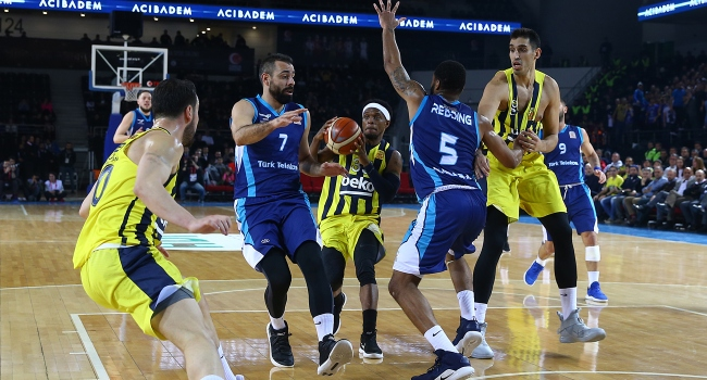 Fenerbahçe Beko kupada finalde