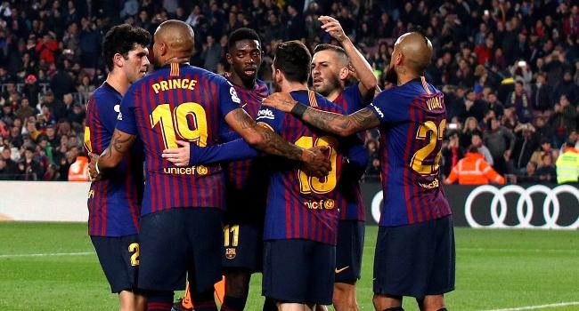 Barcelona 3 puanı Messi'nin penaltı golüyle aldı