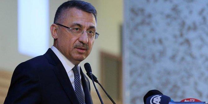 Cumhurbaşkanı Yardımcısı Oktay: E-Devlet sistemi 41 milyon kişiye ulaştı