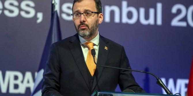 Kasapoğlu, Dünya Melek Yatırımcılar Forumu'na katıldı