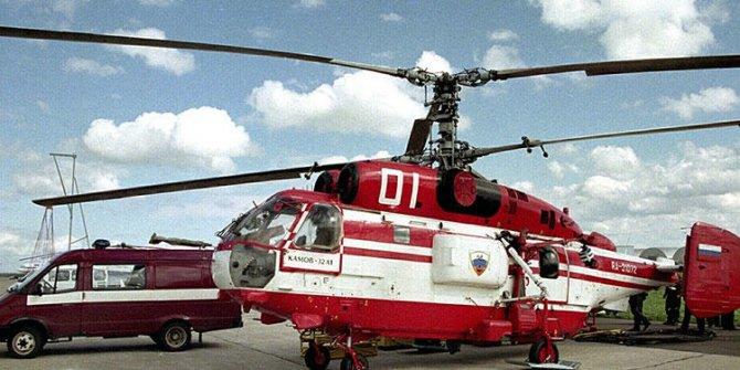 Rusya  Türkiye'ye ilk çok amaçlı Ka-32'i gönderdi!