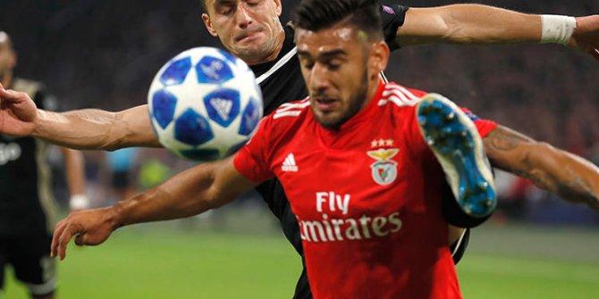 Portekiz basını açıkladı!  Benfica'da Salvio şoku! 4 hafta yok...