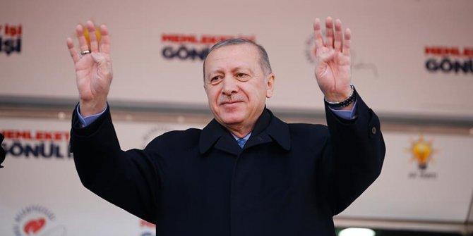 """Başkan Erdoğan:"""" Terör oluşumuna göz yummayacak, rıza göstermeyeceğiz""""!"""