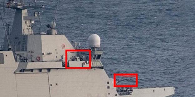 Avrupa'da büyük gerilim! Savaş gemileri burun buruna geldi