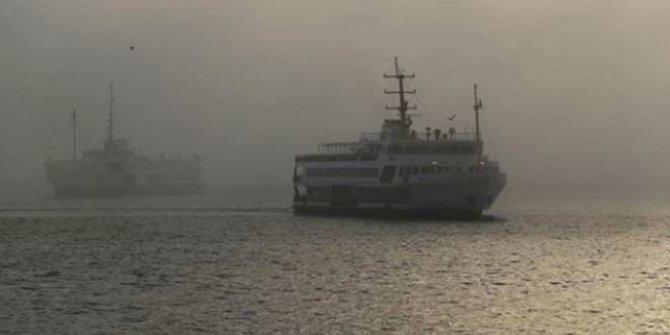 İstanbul'da son dakika gelişmesi! Vapur seferleri iptal
